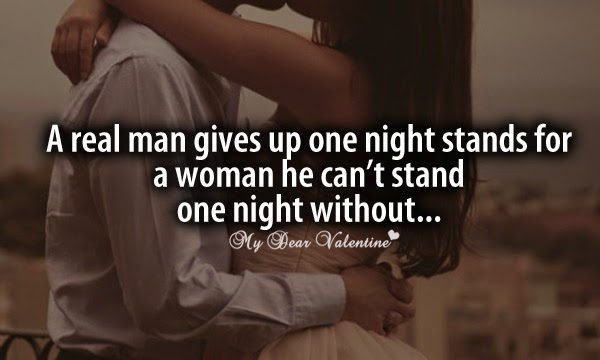 What to do on a one night stand