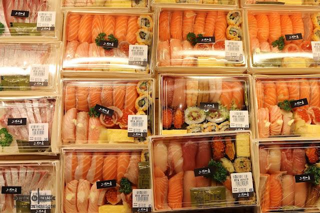 And Seafood Metro Fish Menu