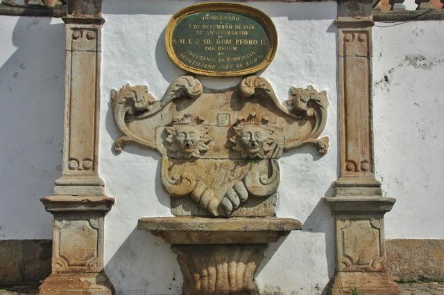 Fontes de Ouro Preto