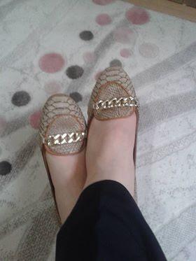 katlanabilir babet ayakkabı