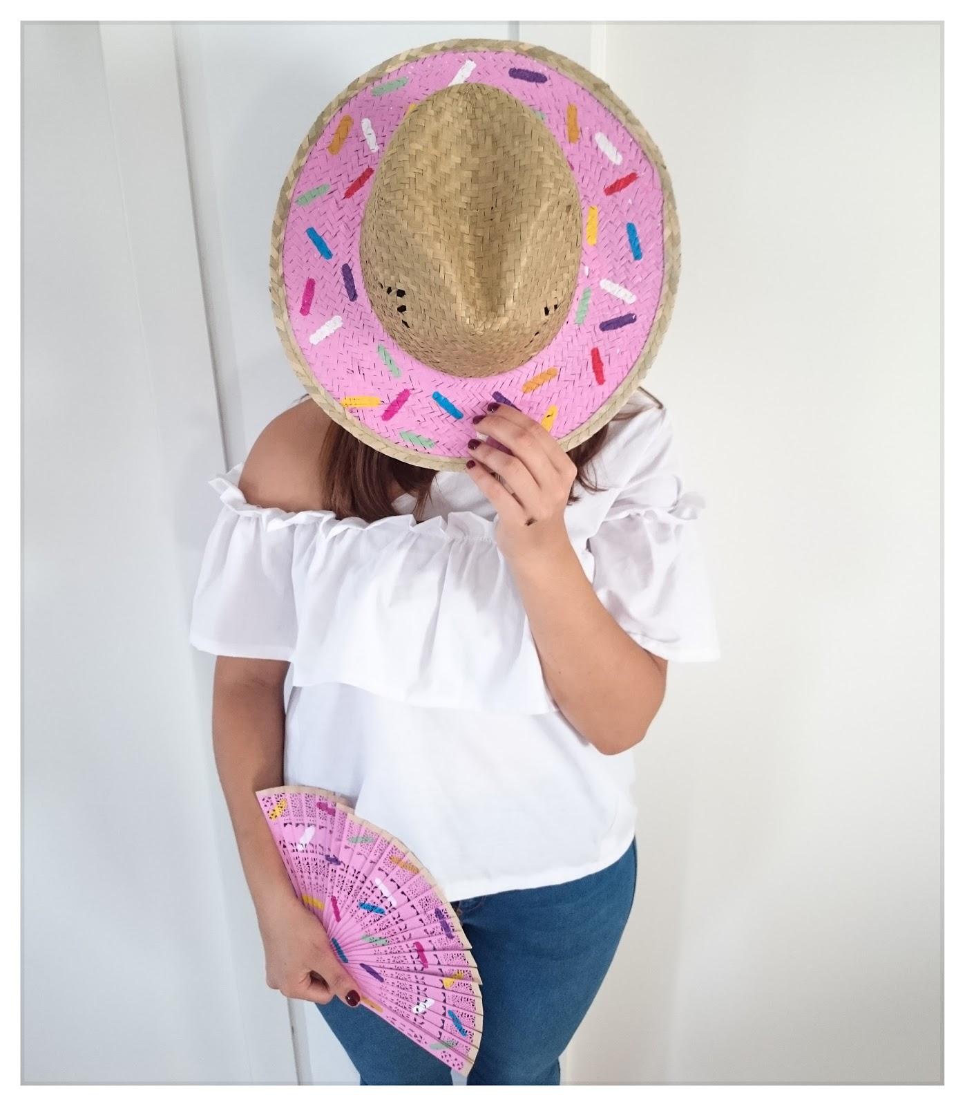 Como customizar un sombrero - Handbox Craft Lovers | Comunidad DIY ...