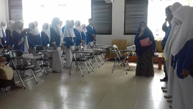 Usai dilantik HMJ-KG Laksanakan Upgrading