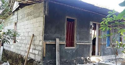 Disentuh Satgas TMMD, Rumah RTLH Menjadi RLH