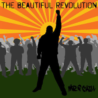 Mr. P Chill - The Beautiful Revolution (2017) - Album Download, Itunes Cover, Official Cover, Album CD Cover Art, Tracklist