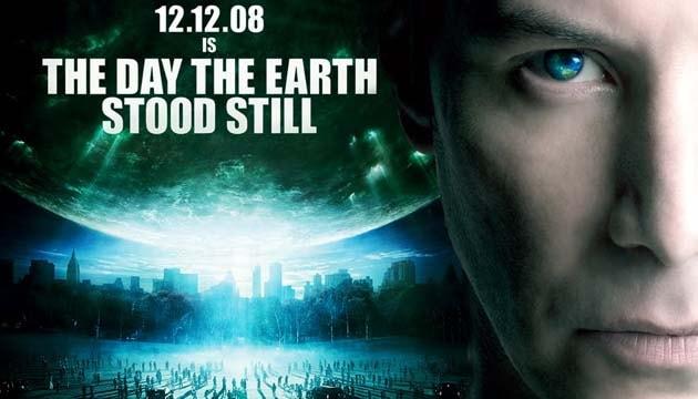 Bercerita tentang alien yang mengunjungi  Sinopsis Film : The Day the Earth Stood Still (2008)