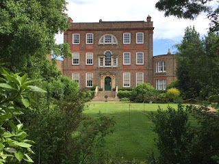 Peckover House rear view