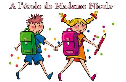 اغاني فرنسية جميلة للاطفال اغاني اطفال بالفرنسية في مدرسة نيكول