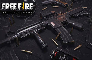 10 Senjata Terbaik dan Mematikan di Free Fire, Dijamin BOOYAH!
