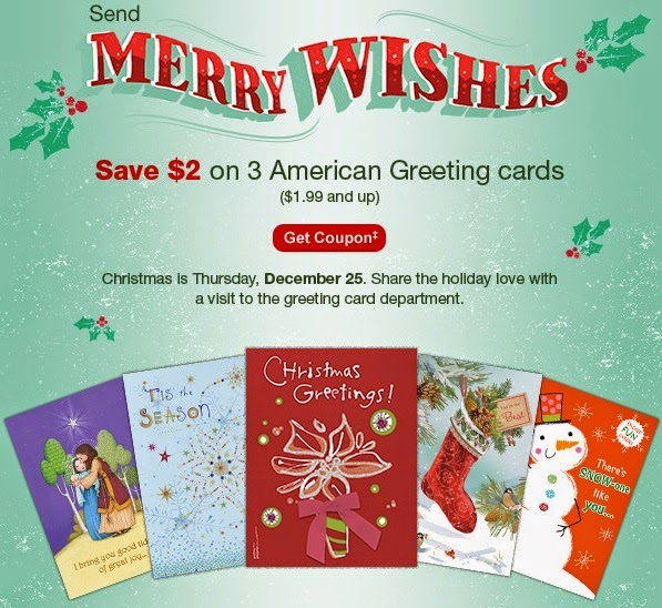 CVS Deals: Save $2 Off 3 American Greetings Cards