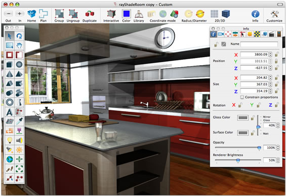 Kitchen Design Software | Dreams House