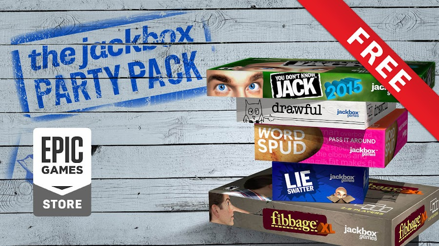 the jackbox party pack 1 epic games store free tjpp