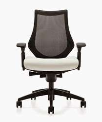 Global Total Office Spree Mesh Chair