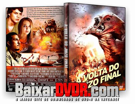 A Volta do Juízo Final  (2017) DVD-R Autorado