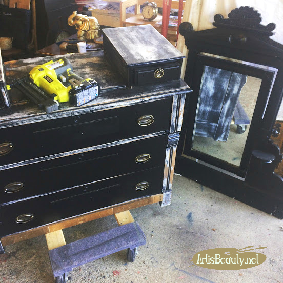 victorian gentlemans dresser free roadside rescue makeover