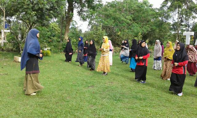 PKS Medan Polonia Gelar Silaturrahim Akbar Remaja Masjid Khusus Putri
