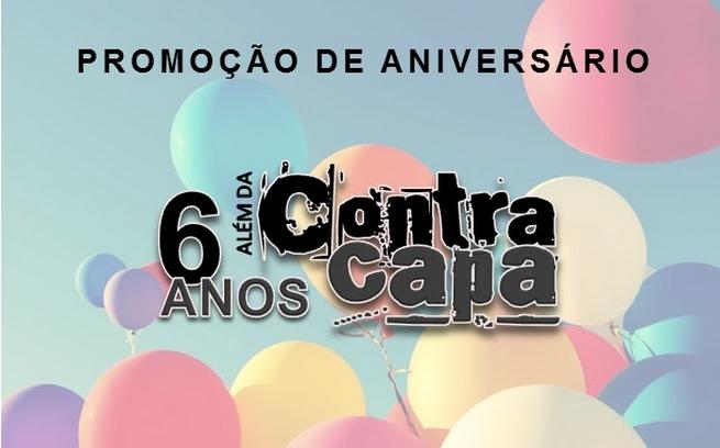 Promoção: Aniversário do Além da Contracapa