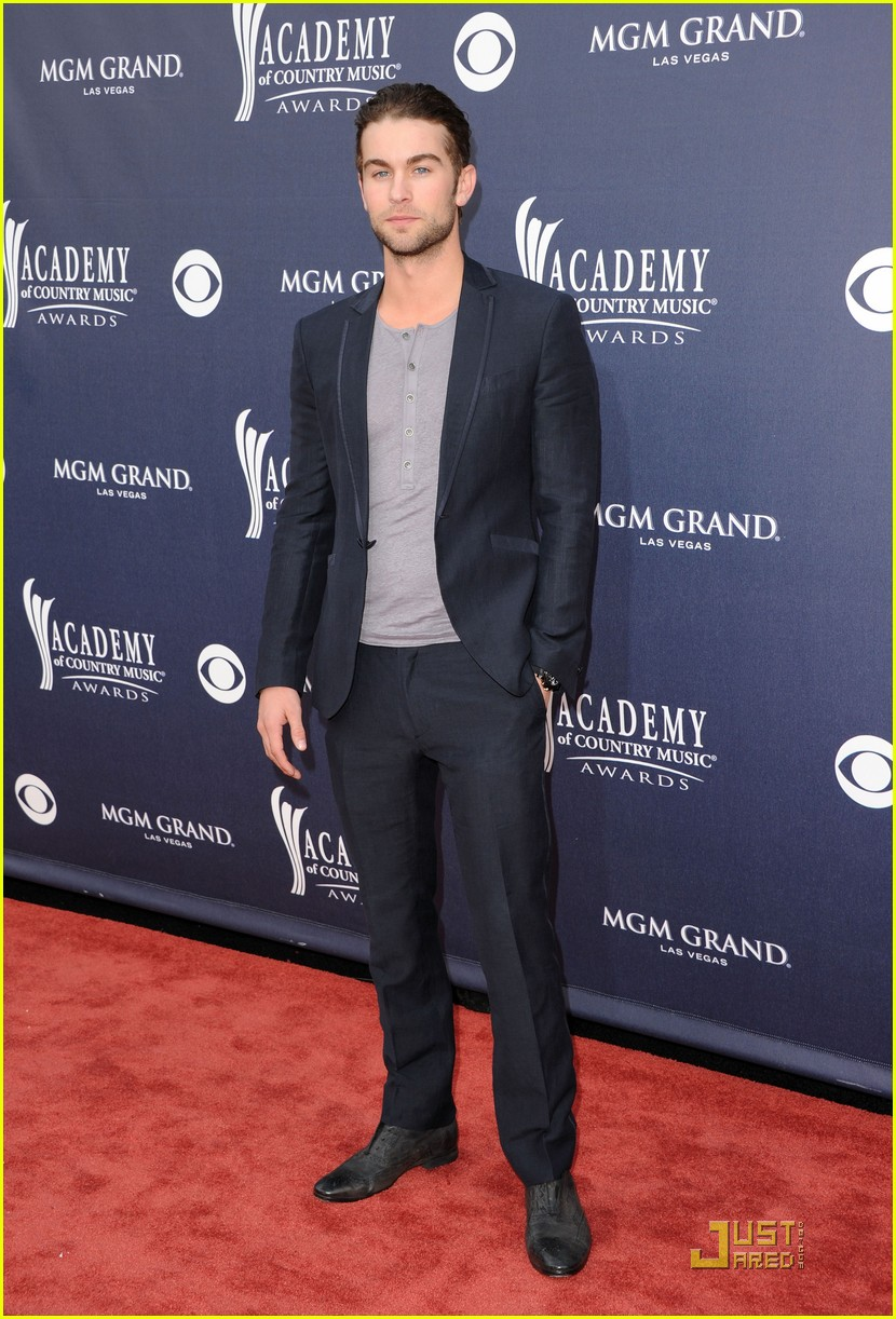 Wallpaper World: ACM Awards 2011 with Chace Crawford