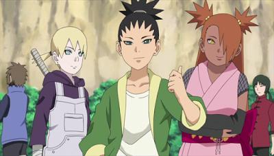 Boruto: Naruto Next Generations 15 sub español online