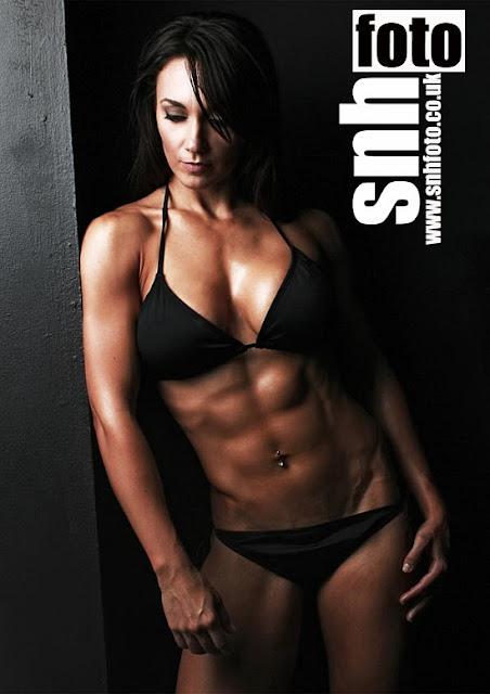 Jessica Stuch - Fitness