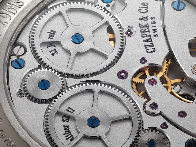 Czapek Quai des Bergues N. 33s Mechanical Hand-wound Watch