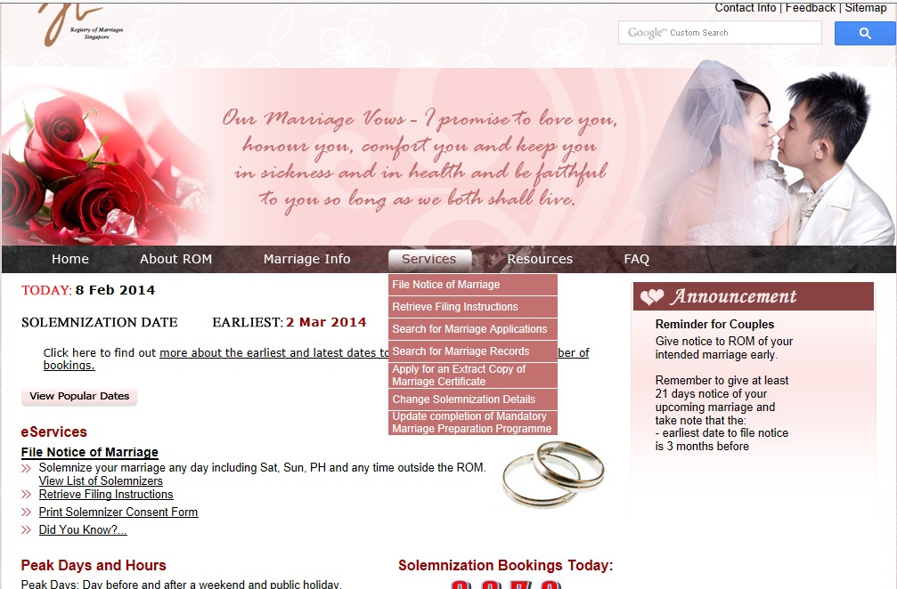 Wedding Planning Adventure: Diocese Requirement (Search of Marriage ...