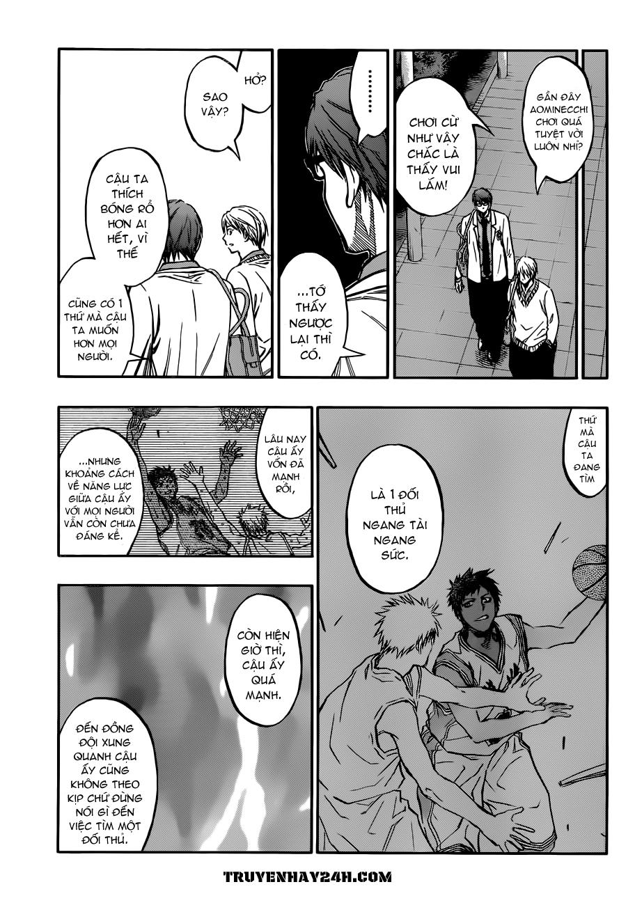 Kuroko No Basket chap 214 trang 13