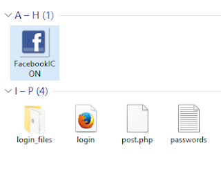 STEP BY STEP INSTRUCTIONS TO CREATE FACEBOOK PHISHING