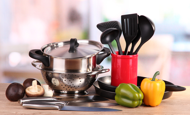 Cara Memelihara Peralatan Dapur