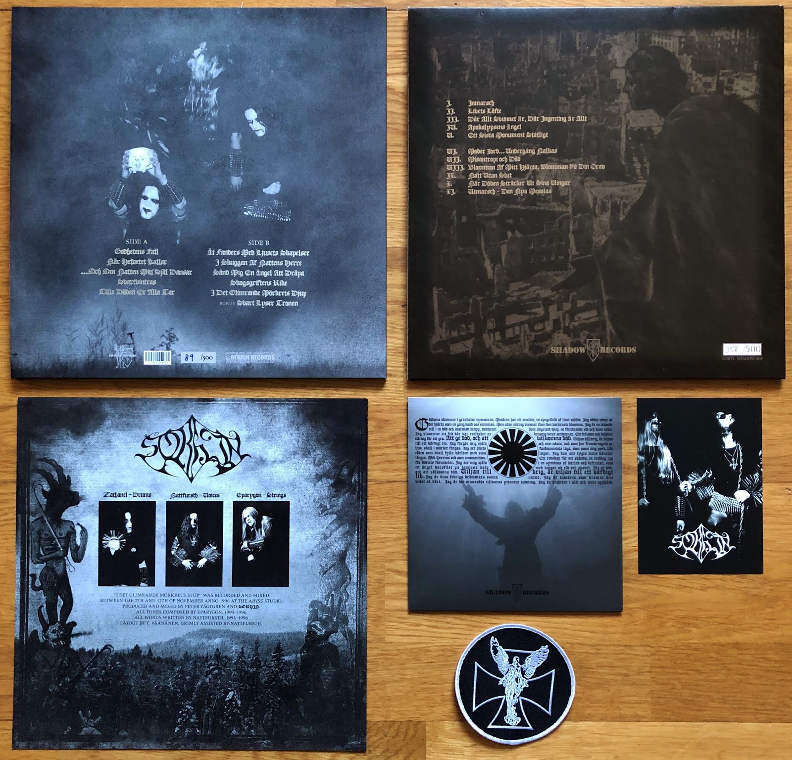 Black/Death/Thrash Metal Blog by Herr Tompa: januari 2019