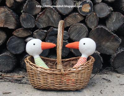Cigüeña de Pica Pau - Stork