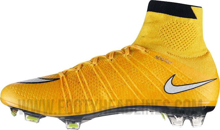 myyntipiste myynnissä hyvin tiedossa uskomaton valinta Orange Nike Mercurial Superfly 14-15 Boot Released - Footy ...