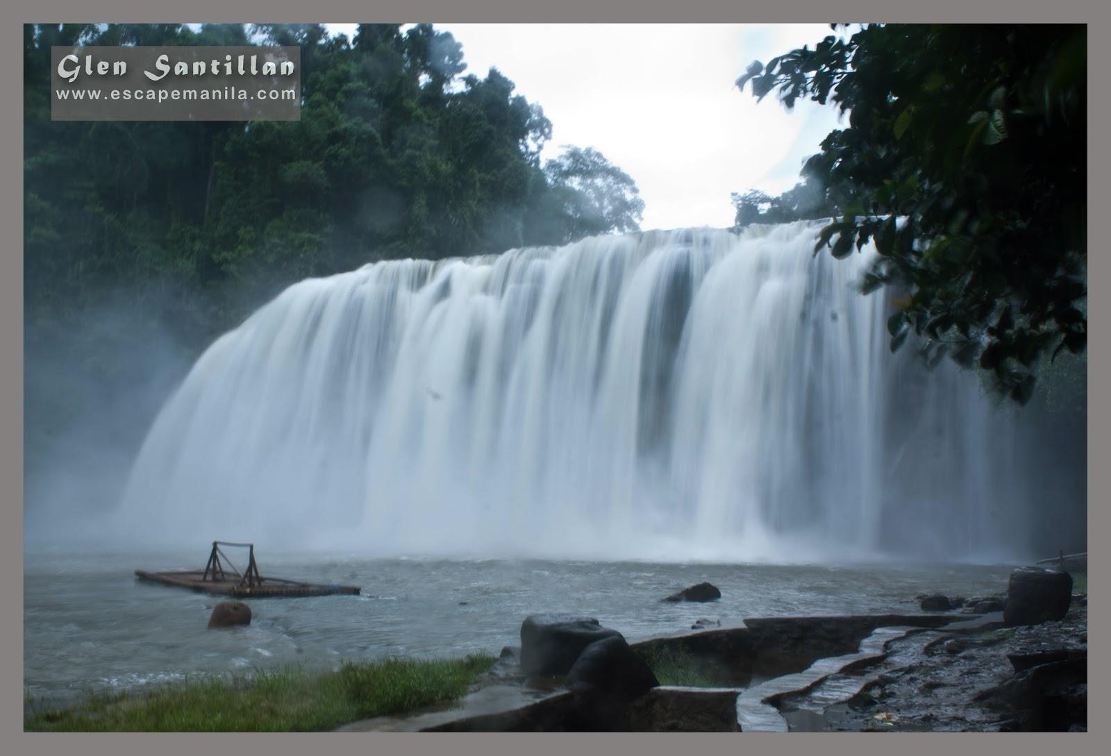 tourist spots in surigao de sur: Tinuy-an Falls