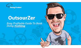 Download OutsourZer Make $100/Day Outsourcing on a Higher Level