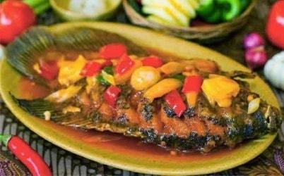 Cara Mudah Menghilangkan Bau Anyir Pada Ikan atau Daging