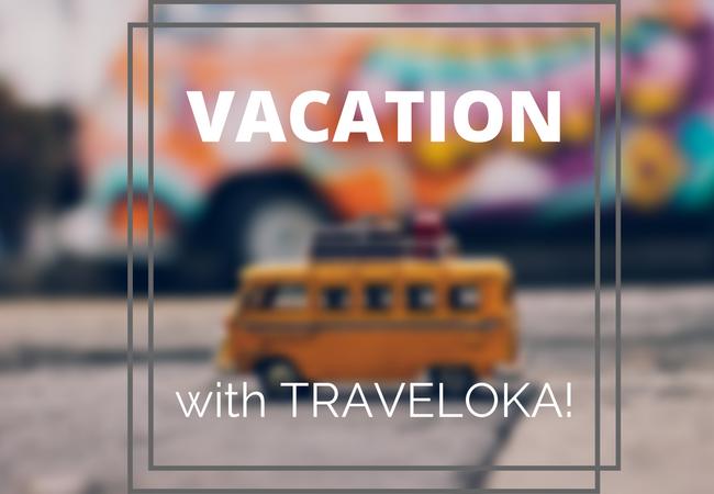 with traveloka