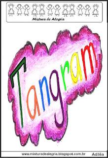 Atividade com tangram