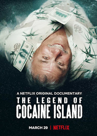 Poster Of The Legend of Cocaine Island 2019 In Hindi Bluray 720P Free Download