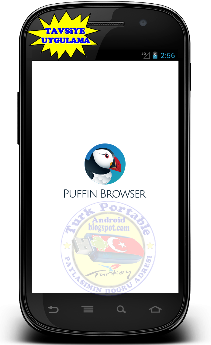 Puffin Browser Pro v4 7 4 2567 | Turk Portable Android