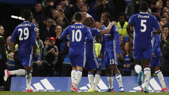 Hujan Gol di Stamford Bridge, Chelsea Kalahkan Watford 4-3