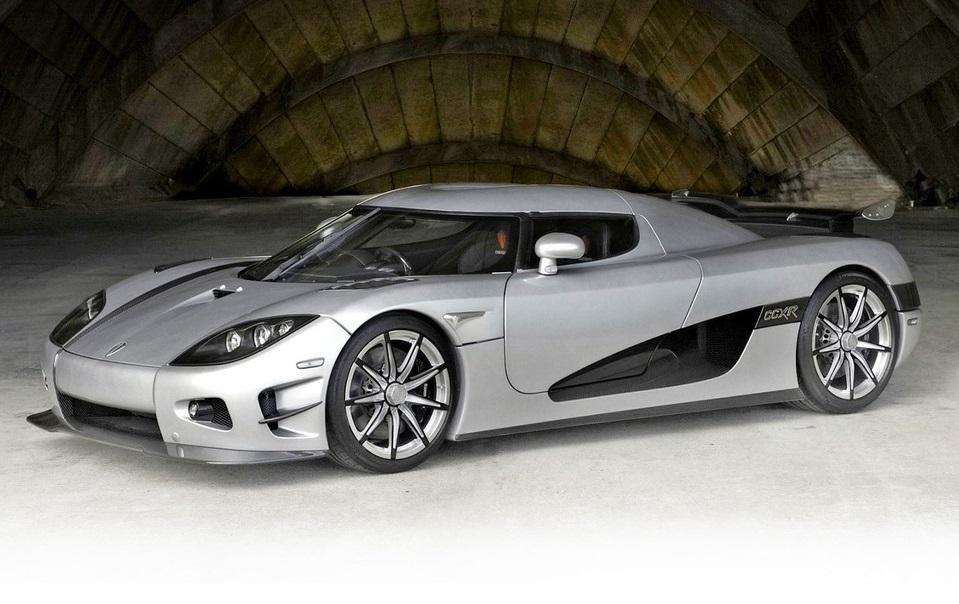 Marvelous Koenigsegg CCXR Trevita, World Most Expensive Car Valued At 4.8 Million  Dollar