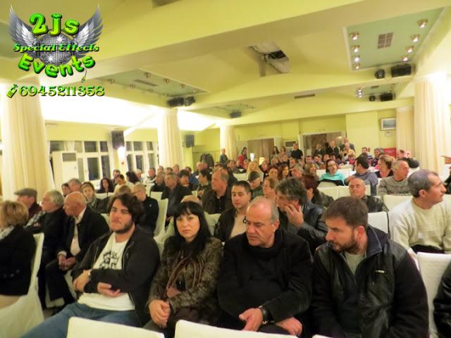 ΟΜΙΛΙΑ ΣΥΡΟΣ ΗΧΟΛΗΠΤΗΣ ΗΧΟΛΗΨΙΑ ΠΡΟΤΖΕΚΤΟΡΑΣ SYROS2JS EVENTS