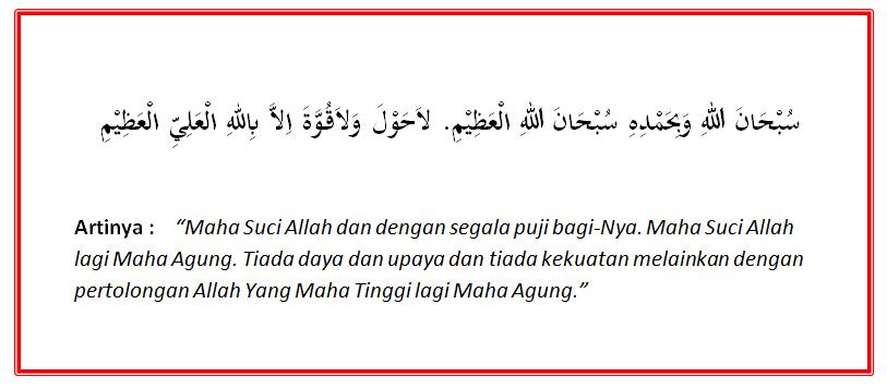 Doa untuk Menangkal Penyakit