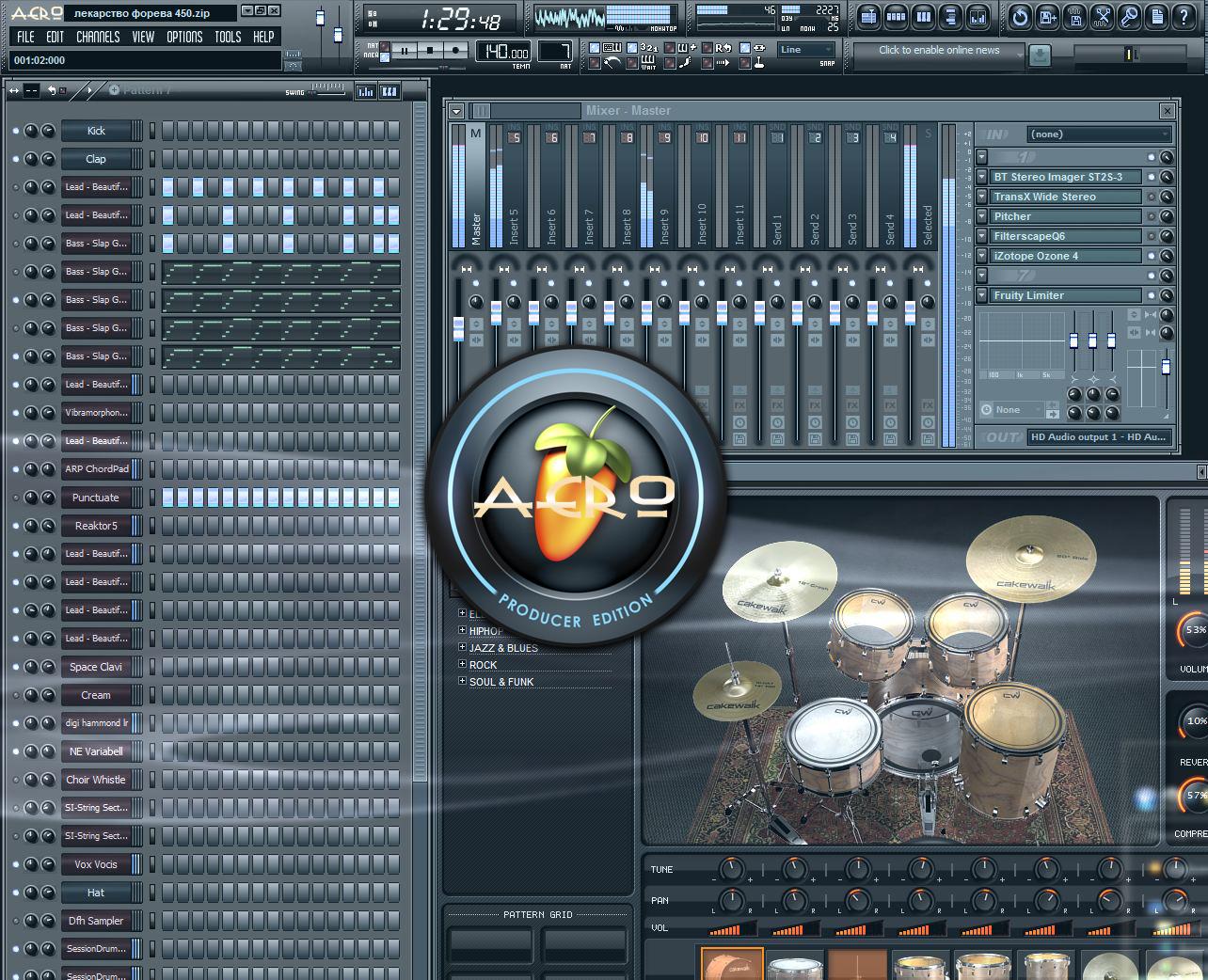 Fruity loops studio free download.