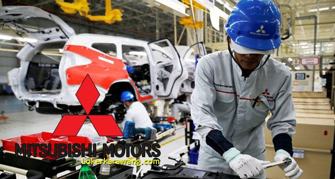 Lowongan Kerja PT. Mitsubishi Motors Krama Yudha Indonesia (PT. MMKI)
