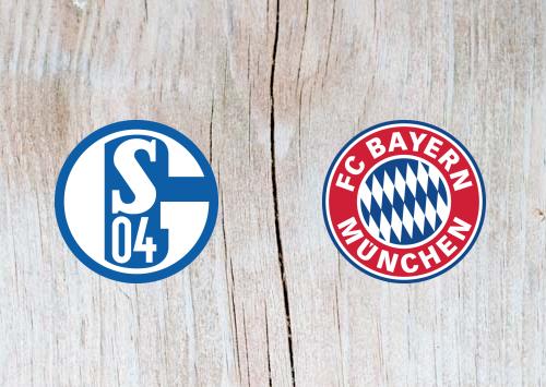 Schalke 04 vs Bayern Munich Full Match & Highlights 22 Sep 2018