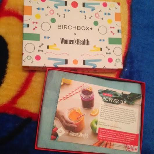 Birch Box July 2014