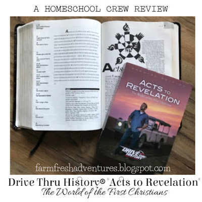 Drive Thru History ~ Acts to Revelation {Product Review}