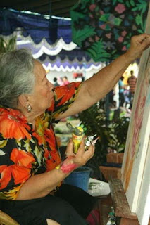 Biografi Kartika Affandi, putri dari pelukis Affandi Koesoemo 2