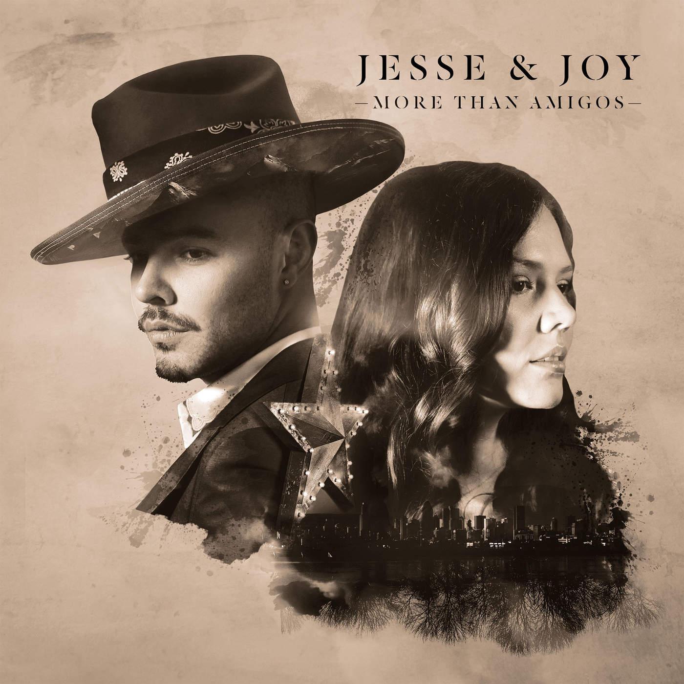 Jesse & Joy - More Than Amigos (Radio Edit) - Single Cover