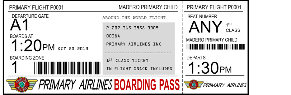Fake Plane Ticket Template airline ticket template create your – Plane Ticket Template